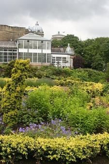 Buxton Pavilion Gardens