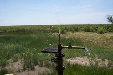 Capped Artesian Well