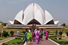 Bahai House Of Worship Delhi
