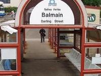 Balmain East Ferry Wharf