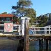 Balmain Ferry Wharf