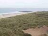 Bamburgh Dunes From Castle