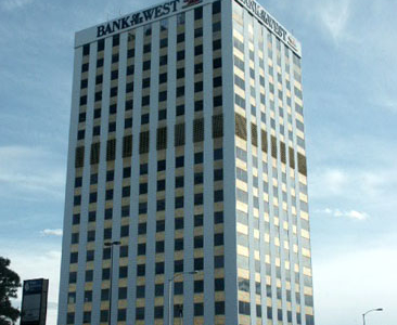 Bank Of The  West  Tower  Albuquerque