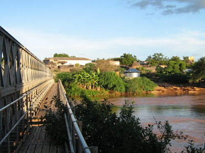 Bridge Over The Juba River