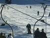 Ski Lift And Refugio Lynch