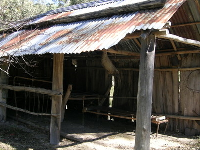 The Bark Hut