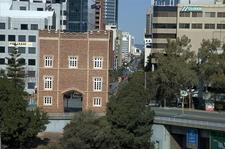 Barracks Arch