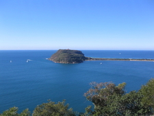 Barrenjoey Head From West Head