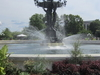 Bartholdi Fountain In Washington