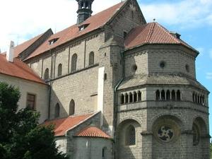 St. Procopius Basilica in Třebíč