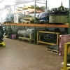 Aircraft Engines In Storage At The Bat Cave
