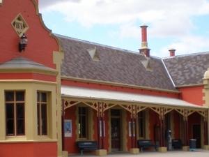 Bathurst estación de tren