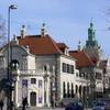 Bayerisches Nationalmuseum Von Westen