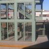 Bayshore Caltrain Station Staircase