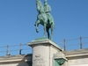 Another View Of Leopold II Statue