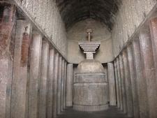 Bedsa Caves Main Vihara
