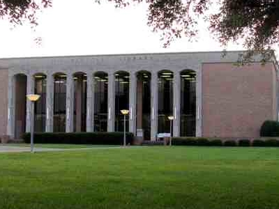 Bedsole Library University Of Mobile