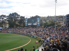 Bellerive Oval Stands