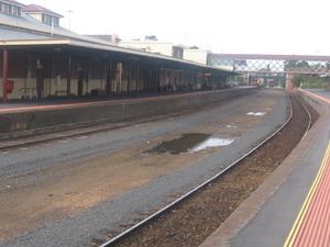Bendigo la estación de tren