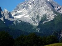 Watzmann Glacier