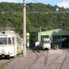 The Museum Railway At The Kohlfurt Bridge