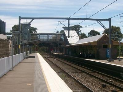 Berowra Railway Station