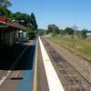 Berry Railway Station Ticket Looking North