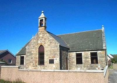 Bettyhill  Free  Church