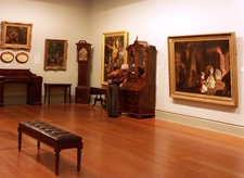 Ballarat Fine Art Gallery Interior