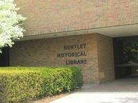 Bentley Historical Library