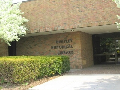 Bentley Historical Library
