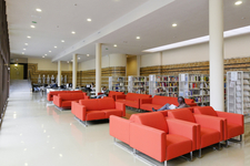 Bibliotheque Sainte-Barbe Periodical Room