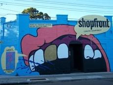 Shopfront Contemporary Arts Centre Carlton