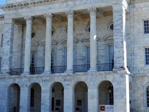 Oficina de correos de Estados Unidos, Palacio de Justicia, y Aduana