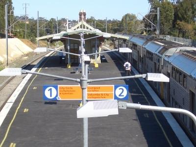 Birrong Railway Station