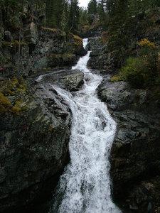 Big Timber Creek Falls