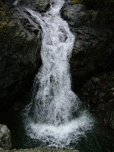 Big Timber Creek Falls MT