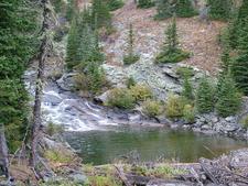 Big Timber Creek Falls Picnic Site & Campground