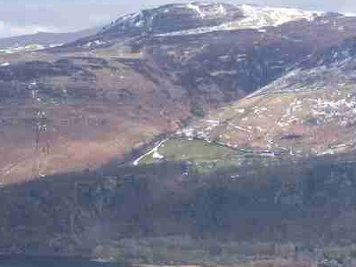 Bleaberry  Fell From  Hause  Gate