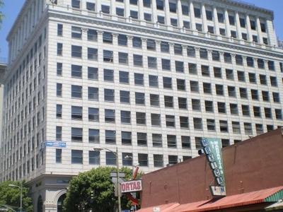 Los Angeles Board Of Trade Building