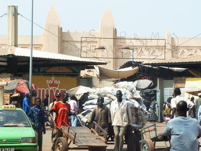 Bobo Dioulasso Market