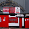 Dalymount Park Entrance