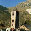 Bell Tower Of Sant Joan In Boí.