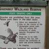 Boise Greenbelt Wildlife Signage