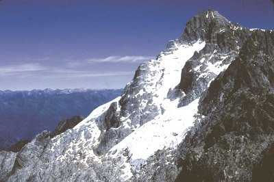 The Pico Bolívar