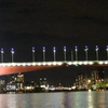 The Bolte Bridge At Night