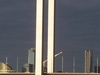 Bolte Bridge, Looking Back To The Melbourne CBD
