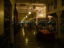 Inside The Bombay Gymkhana