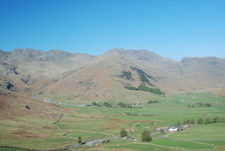 Bow Fell Great Langdale