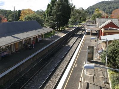 Bowral Railway Station